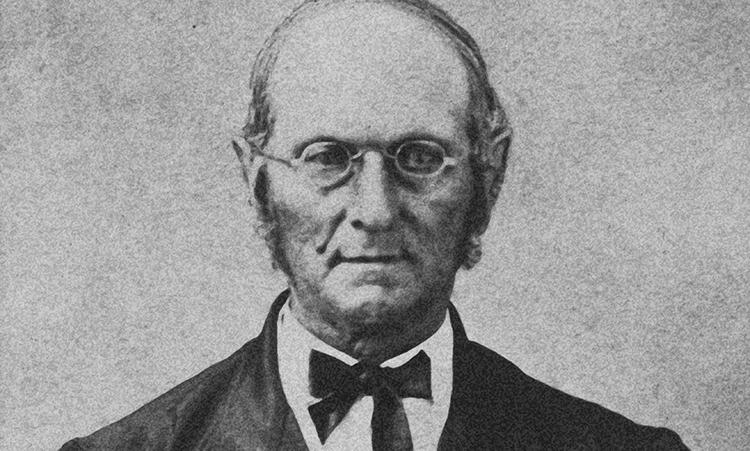 José Bates, o radical